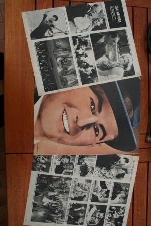 Vintage Clippings Jan Kiepura Lot Of Pics !