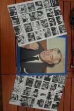 Vintage Clippings Vittorio De Sica Lot Of Pics !