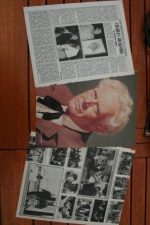 Vintage Clippings Charles Bickford Lot Of Pics !