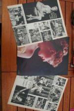 Vintage Clippings June Haver Lot Of Pics !