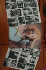 Vintage Clippings Madeleine Ozeray Lot Of Pics !