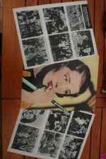 Vintage Clippings Ruby Keeler Lot Of Pics !