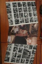 Vintage Clippings Francoise Arnoul Lot Of Pics !