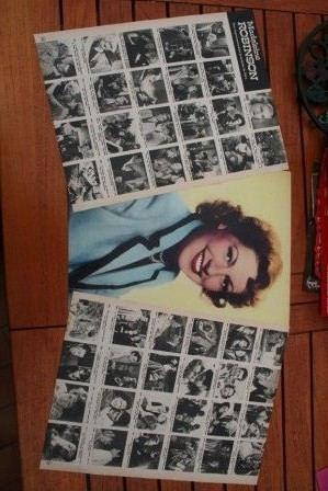Vintage Clippings Madeleine Robinson Lot Of Pics !