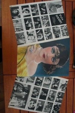 Vintage Clippings Pola Negri Lot Of Pics !
