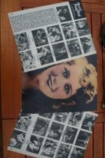 Vintage Clippings Mary Pickford Lot Of Pics !