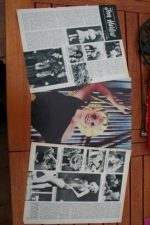 Vintage Clippings Jean Harlow Lot Of Pics !