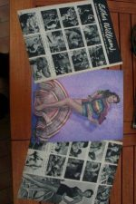 Vintage Clippings Esther Williams Lot Of Pics !