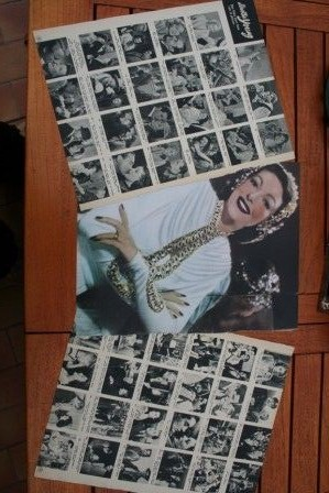 Vintage Clippings Loretta Young Lot Of Pics !