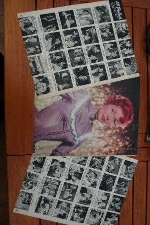 Vintage Clippings Lilli Palmer Lot Of Pics !