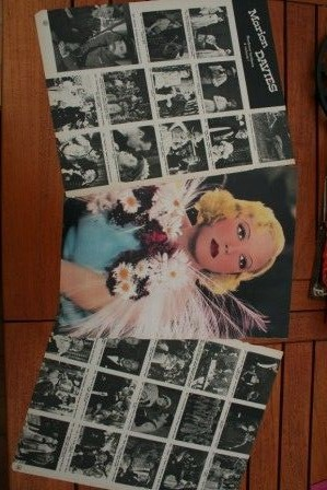 Vintage Clippings Marion Davies Lot Of Pics !