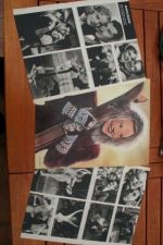 Vintage Clippings Sonja Henie Lot Of Pics !