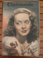 1946 Bette Davis Josette Day Renee Saint Cyr