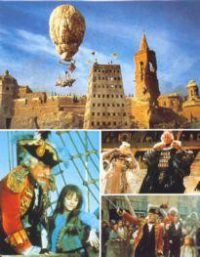 Adventures Of Baron Munchausen (The) - (Terry Gilliam)