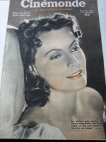46 Greta Garbo Jean Arthur Cary Grant Darrieux Del Rio