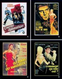 Peter Cheyney Au Cinema