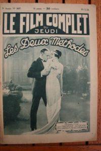 1926 Conrad Nagel Lewis Stone Marguerite De La Motte