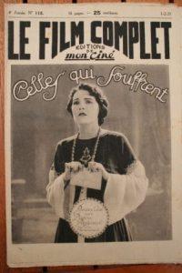 1925 Leatrice Joy Nita Naldi Lewis Stone Pauline Garon