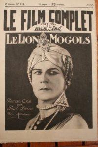 1925 Ivan Mosjoukine Francois Viguier Nathalie Lissenko