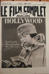 1925 Hope Drown Luke Cosgrave Ruby Lafayette Hollywood