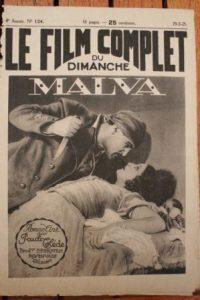 1925 Lya De Putti Hans Adalbert Schlettow Malva