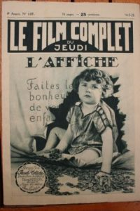 1925 Nathalie Lissenko Genica Missirio Camille Bardou