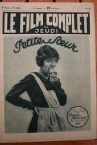 1925 May McAvoy Conrad Nagel Petite Soeur