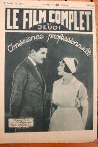 1925 Virginia Valli Percy Marmont Margarita Fischer
