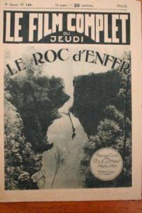 1925 Luciano Albertini Le Roc D'Enfer