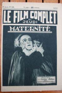1925 Henny Porten Maternite