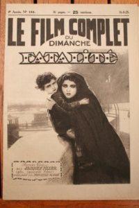 1925 Marcella Albani Fatalite