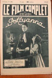 1925 Mary Pickford Wharton James Pollyanna