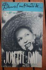 1946 Josette Day Vintage Magazine