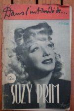 1946 Suzy Prim Vintage Magazine