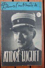 1946 Andre Luguet Vintage Magazine
