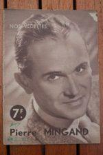1944 Pierre Mingand Vintage Magazine
