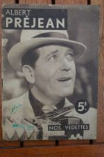 1944 Albert Prejean Vintage Magazine