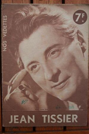 1944 Jean Tissier Vintage Magazine