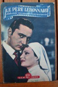 1946 Rugiero Ruggieri Jean Murat Madeleine Sologne