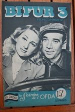 1946 Rene Dary Martine Carol Maurice Escande