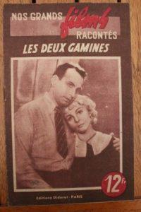 1945 Alice Tissot Jacqueline Daix Claude Barghon