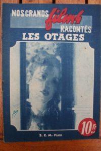 1945 Annie Vernay Saturnin Fabre Charpin Pierre Larquey