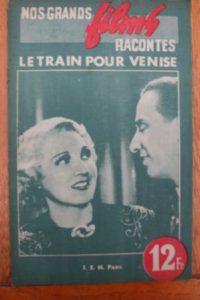 1945 Victor Boucher Henri de Livry Max Dearly