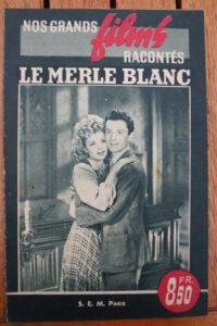 1945 Saturnin Fabre Julien Carette Marcelle Geniat