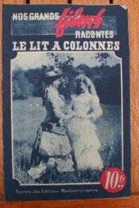1945 Fernand Ledoux Odette Joyeux Jean Marais