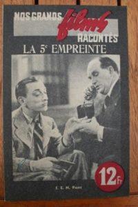 1945 Alice Field Paulette Dubost Jean-Max Abel Jacquin