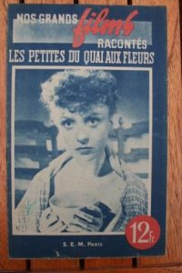 1945 Odette Joyeux Andre Lefaur Louis Jourdan
