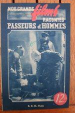 1945 Constant Remy Jean Galland Paul Azais Junie Astor