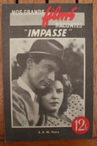1946 Julien Carette Jean d'Yd Marie Dea Luce Fabiole