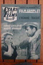 1947 Louise Carletti Jean Tissier Frehel Marcel Herrand